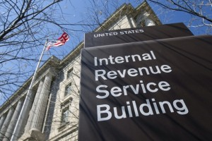 taxes-irs-building